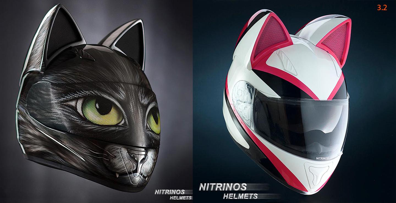 casque-neko-helmet