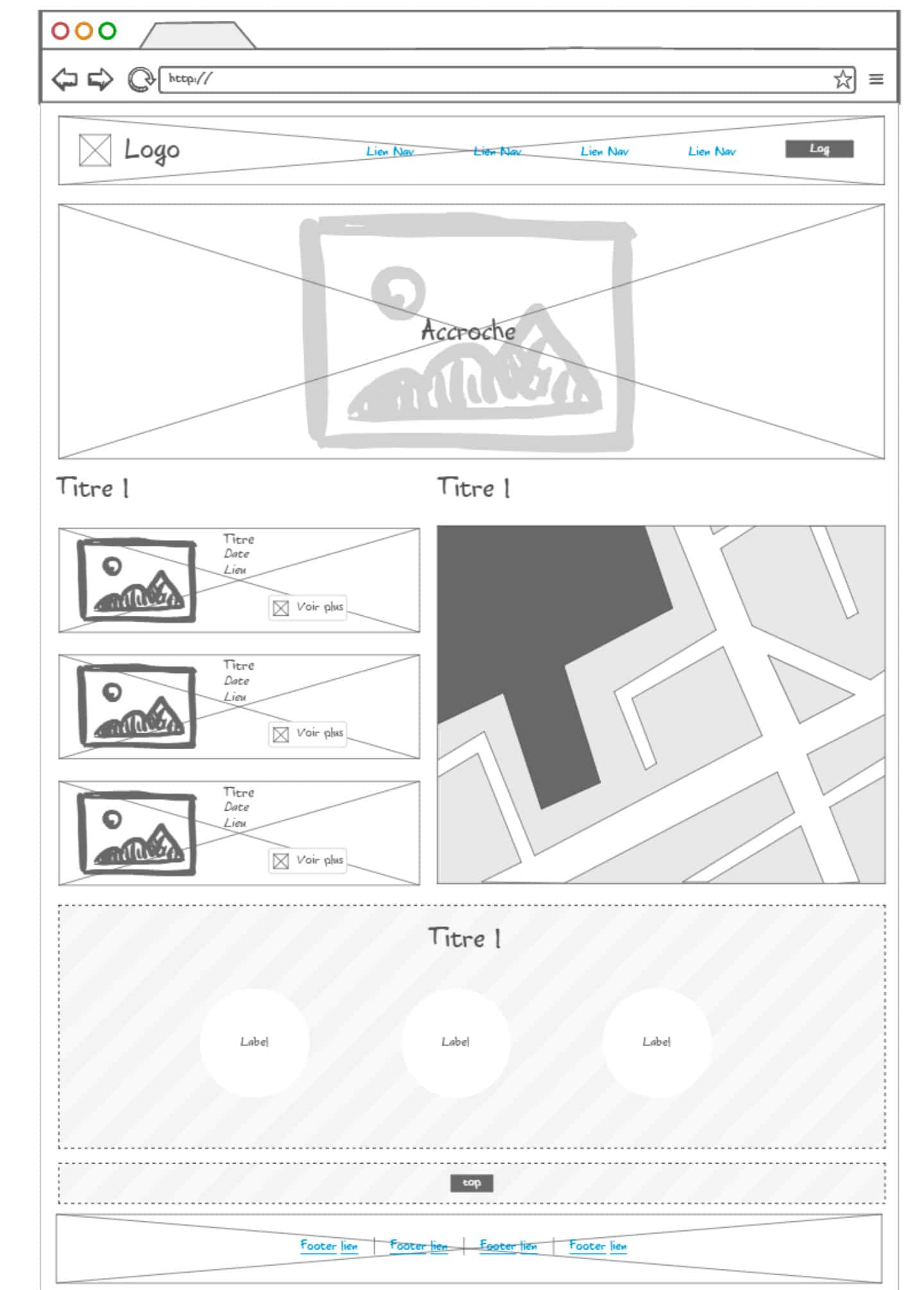 Wireframe-homepage